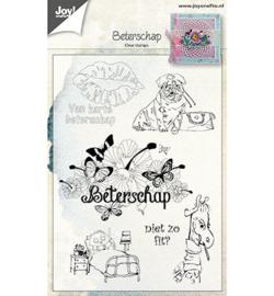6410/0461 Stempel Beterschap NL