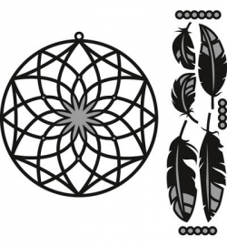 CR1373 Craftables Dreamcatcher