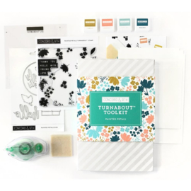 651652 Concord & 9th Turnabout Toolkit Painted Petals