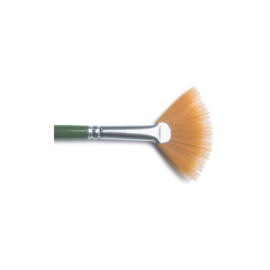 269100 One Stroke Brush Fan Size 4