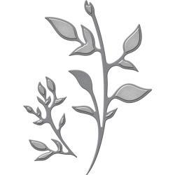 S2271 Spellbinders Shapeabilities Die D-Lites Plants