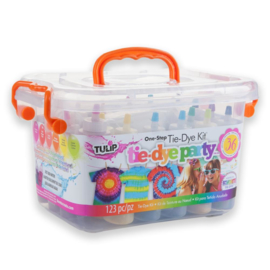 308563 Tulip One-Step Tie-Dye Big Box Kit Pool Party