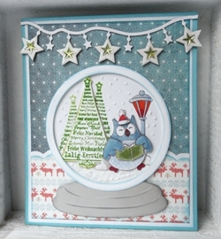 COL1362 Collectables - Snow Globe