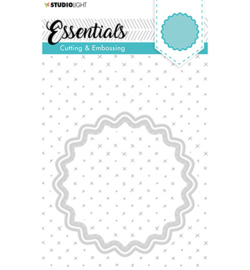 STENCILSL203 - Cutting and Embossing Die Cut Essentials nr.203