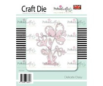 PD7547 Polkadoodles Delicate Daisy Die