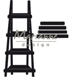 CR1463 Marianne Design Marleen's shelves