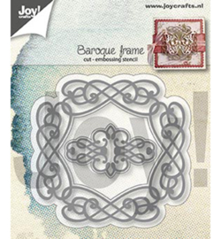 6002/1291 Cutting & embossing Barocco frame