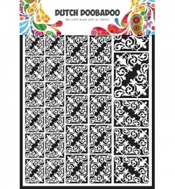472948004 Dutch Doobadoo Laservel Corners
