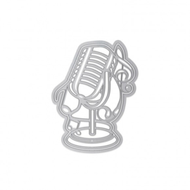 2042E Tonic Studios Rococo music microphone melody