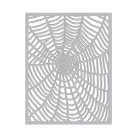 605515 Hero Arts Fancy Dies Spider Web Texture