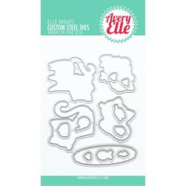 634436 Elle-Ments Dies Whiskers