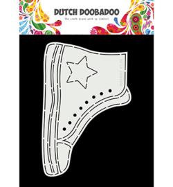 470.713.750 Dutch DooBaDoo Card Art Canvas shoe