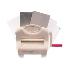2137-054 Vaessen Creative Cut'Em Easy snij- en embossing machine A5
