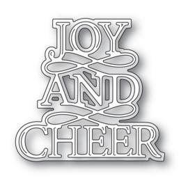 MB94590 Memory Box Dies Joy & Cheer