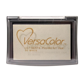 VCI 80 VersaColor Pigment Ink Pad White