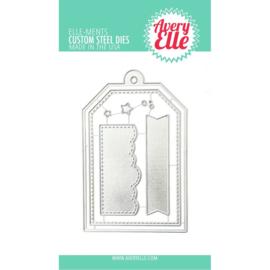 661762 Avery Elle Elle-Ments Dies Easy Layer Tags
