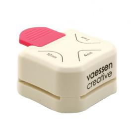2137-037 Vaessen Creative 3 in 1 corner punch