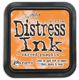 TIM43201 Tim Holtz Distress Ink Pad Carved Pumpkin