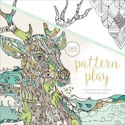 275673 KaiserColour Perfect Bound Coloring Book Pattern Play
