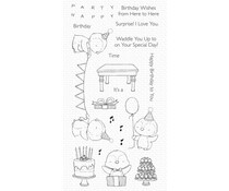 My favorite Things Stamps