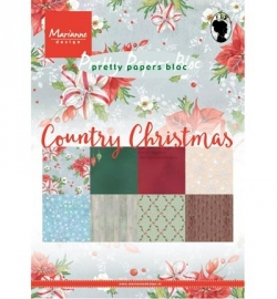 PK9139 Pretty Papers  Country Christmas A5