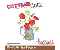 CC-462 Scrapping Cottage Mom's Garden Bouquet