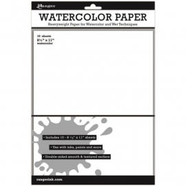 ISW39532 Ranger Surfaces Watercolor Paper