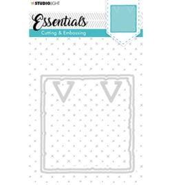 STENCILSL202 - Cutting and Embossing Die Cut Essentials nr.202