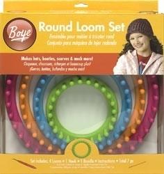 070412 Boye Round Loom Set