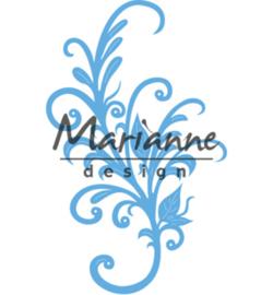 LR0526 Marianne Design Creatables Anja's floral ornament