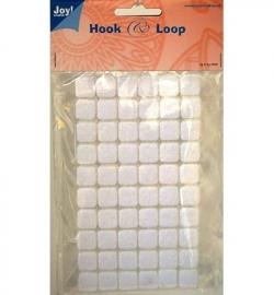 6500/0081 Klittenband Vierkant