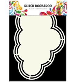 470.713.145 Dutch DooBaDoo Shape Art Cloud