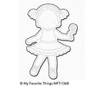 MFT-1368 My Favorite Things Tu-tu Sweet Die-Namics