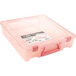 6955RK Artbin Super Satchel Single Compartment Blush