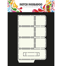 470.713.047 Dutch DooBaDoo Box Art Popup Box