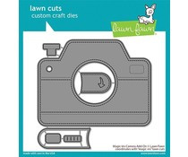 LF2344 Lawn Fawn Magic Iris Camera Add-On Dies