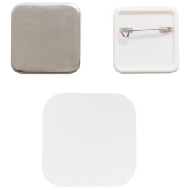 WR661108 We R Memory Keepers Button Press Refill Pack 10/Pkg