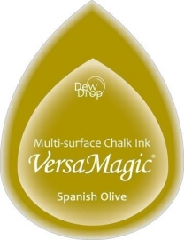 VGD59 Dew Drops Spanish Olive