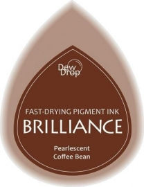 BDIP54 Dew Drops Pearl Coffee