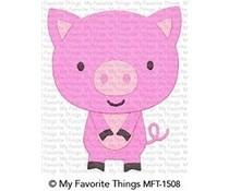 MFT-1508 My Favorite Things Little Piggy Die-namics