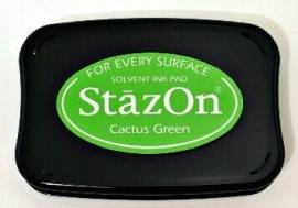 SZ52 StazOn Cactus Green