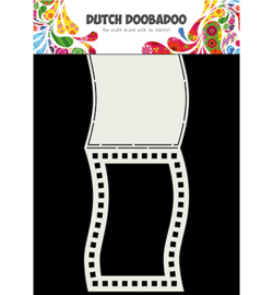 470.713.725 Dutch DooBaDoo Card Art Filmstrip