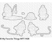 MFT-1428 My Favorite Things Snow Special Die-Namics