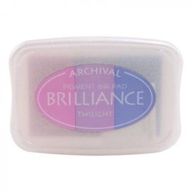 BR3-303 Brilliance ink pad 3-color twilight
