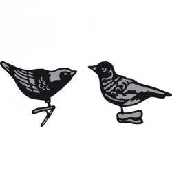 CR1380 Craftables Tiny's ornaments birds