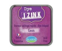 19258 Aladine Inkpad Izink Dye  Violine Cassis