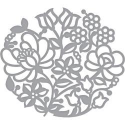 S4886 Spellbinders Shapeabilities Dies Floral Mandala