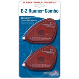302313 Scrapbook Adhesives E-Z Runner Adhesive 2/Pkg