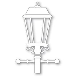 MB94598 Memory Box Dies Old Lamp Post