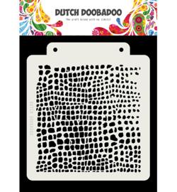 470.715.156 Dutch DooBaDoo Dutch Mask Crocodile